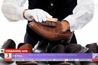 Випробування взуття: як вберегти черевики у дощову осінню погоду