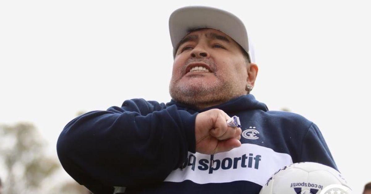 Известный тренер MMA необычно почтил память Марадоны, опубликовав жесткий удар Диего (видео)