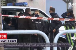 Серия кровавых нападений: в результате терактов в Вене погибли 4-ро человек, еще 18 ранены