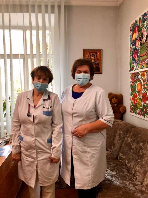 лікарі Охматдиту врятували дитину