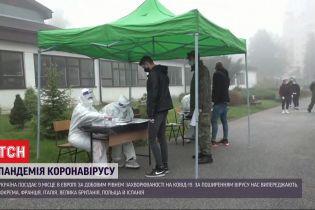 Коронавирус в мире: в Словакии массово делают тесты, а Венгрия объявила комендантский час