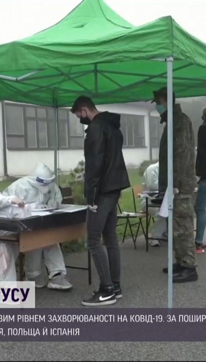 Коронавірус у світі: у Словаччині масово роблять тести, а Угорщина оголосила комендантську годину
