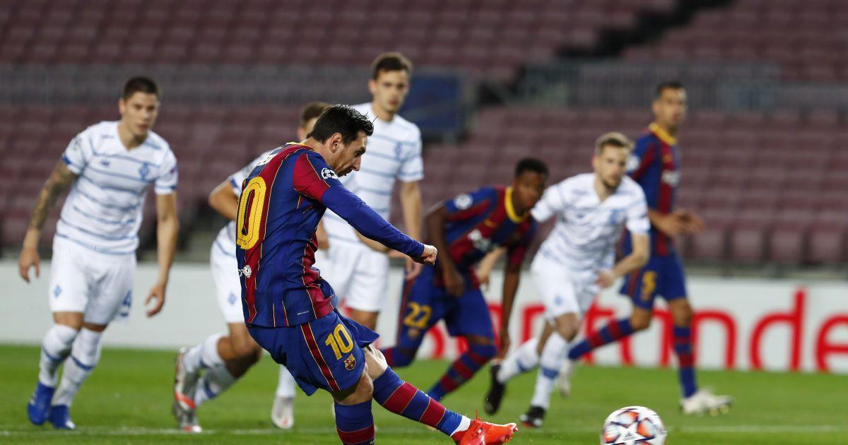 """Провальний старт і неймовірна гра воротарів: """"Динамо"""" дало бій, але програло """"Барселоні"""""""