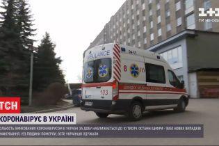Коронавирус в Украине: за последние сутки умерли 193 человека