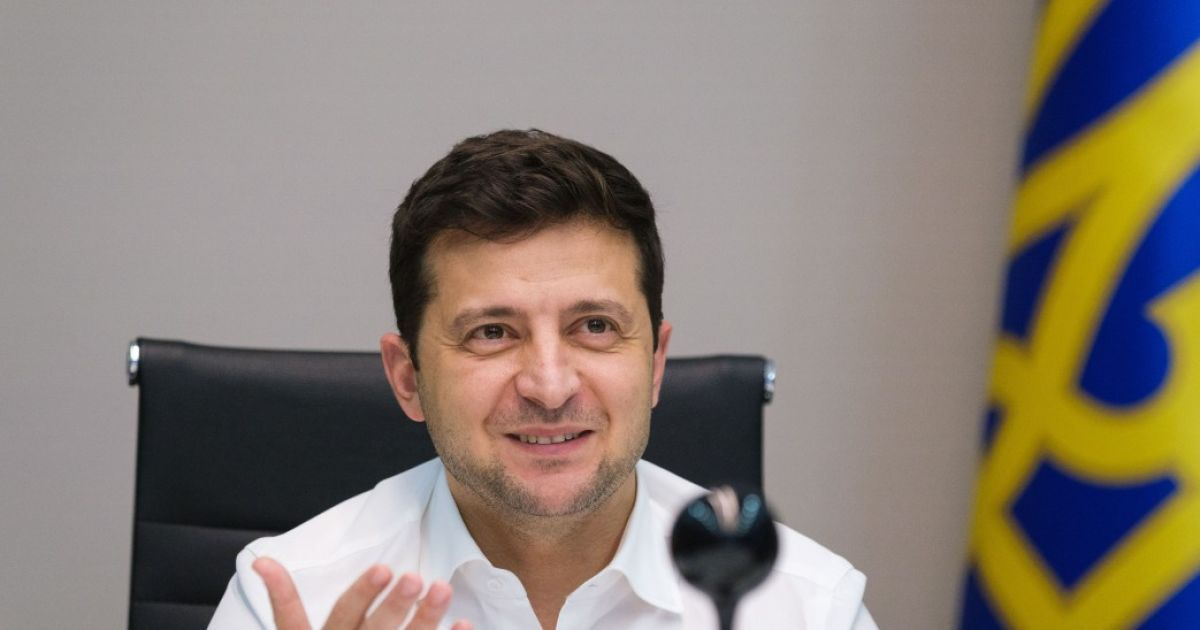 """""""Чудова новина"""": Зеленський анонсував запуск зони вільної економічної торгівлі між Україною та Ізраїлем"""