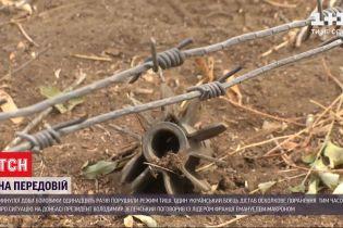 На фронте украинского бойца ранил осколок гранаты, которую сбросил вражеский беспилотник