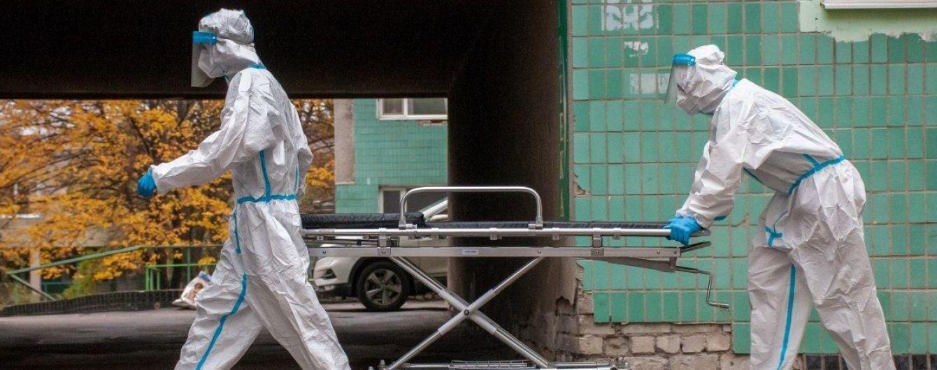 """""""Будут трупы на полах и в приемных отделениях"""", — профессор о росте количества больных коронавирусом в Украине"""