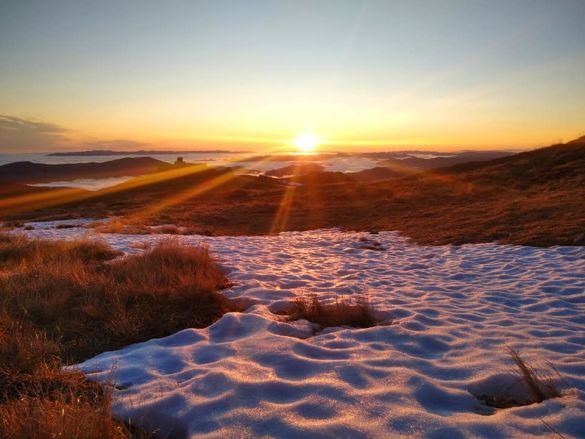 Карпати, ранкові Карпати, гори, Піп Іван_2