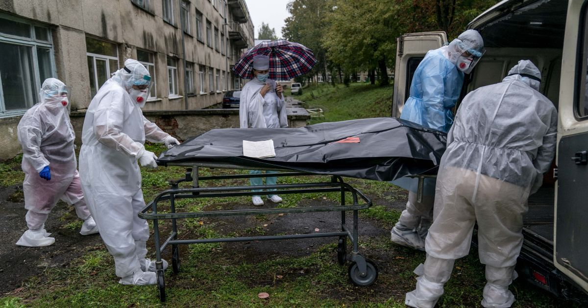 В Киевской области койки для пациентов с коронавирусом загружены на 57% - ОГА