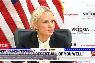 Вікторія Спарц стане першою американською конгресменкою українського походження