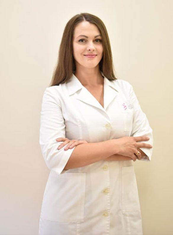 Нежинская Юлия Николаевна