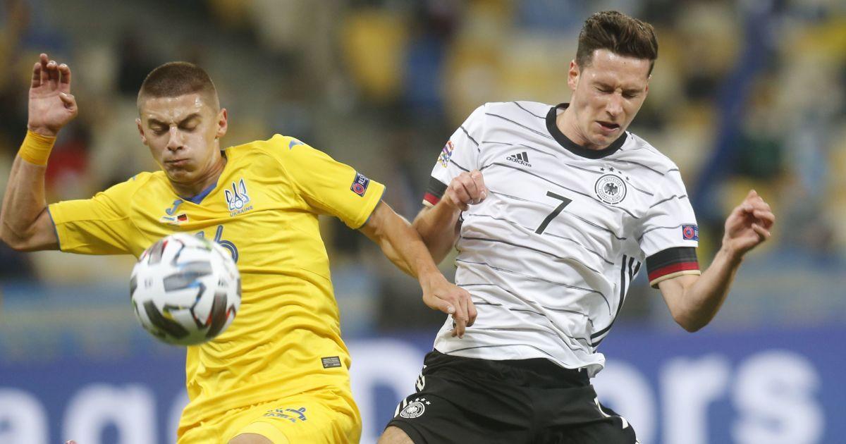 Ліга націй: Німеччина і Швейцарія оголосили заявки на матчі проти України
