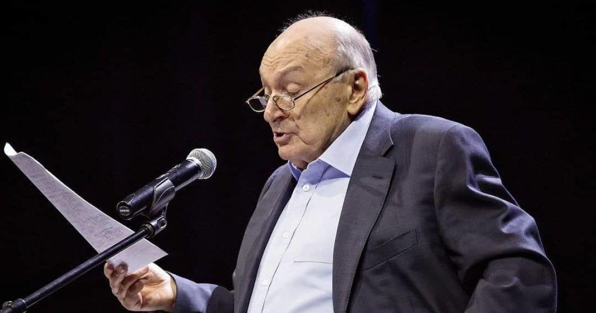 Директор Михайла Жванецького назвав причину смерті артиста