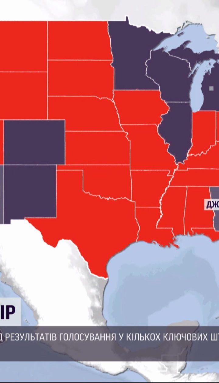 В шаге от победы: по последним подсчетам Байден опережает Трампа в последних штатах