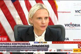 Перша конгресменка-українка: Вікторія Спартц виграла вибори в Індіані