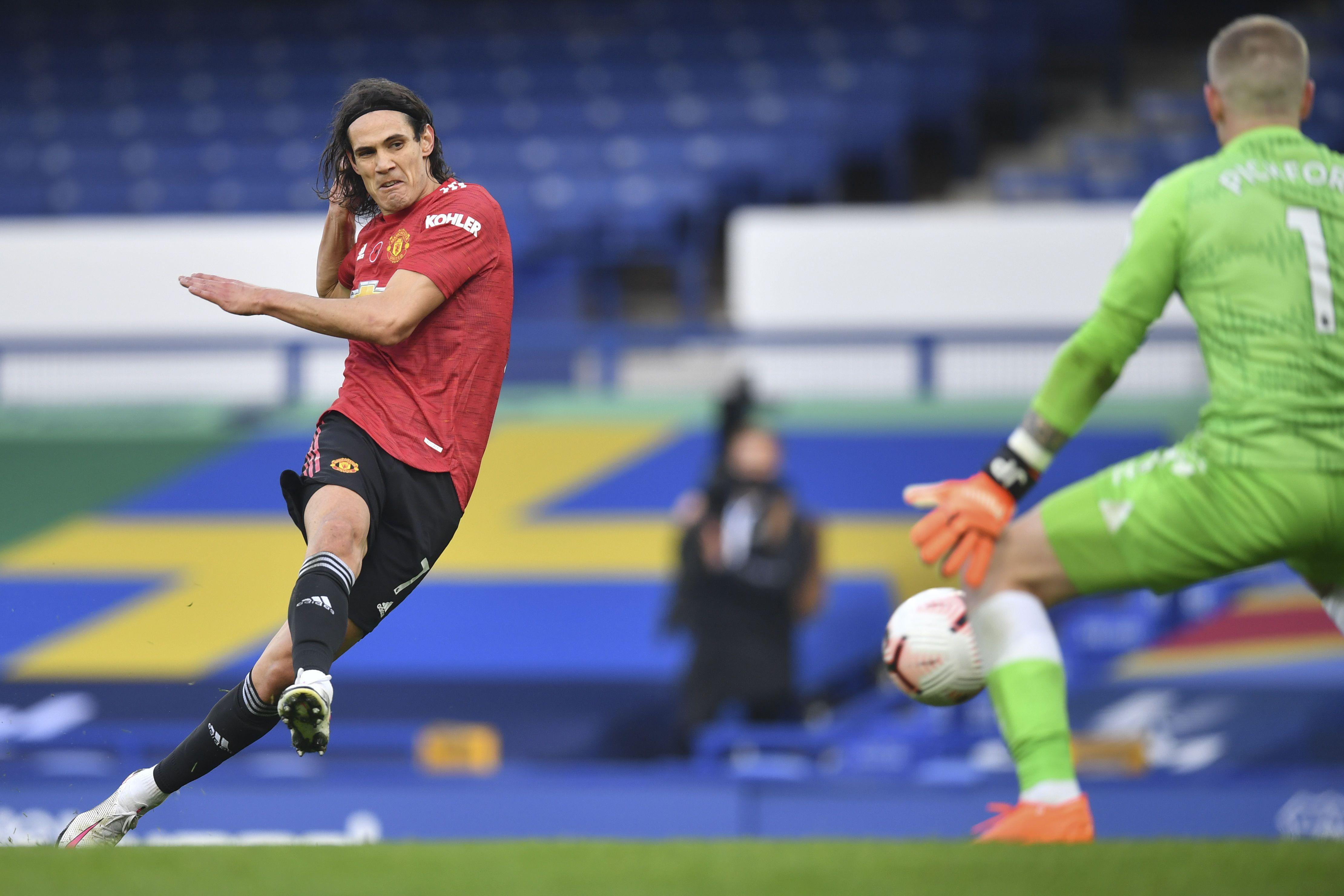 Эвертон - Манчестер Юнайтед результат матча 7.11.2020 ...