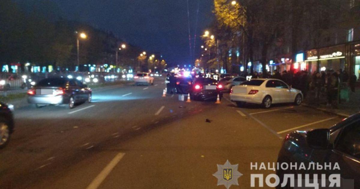 Водій поводився неадекватно: подробиці ДТП у Харкові, в якій постраждали четверо пішоходів