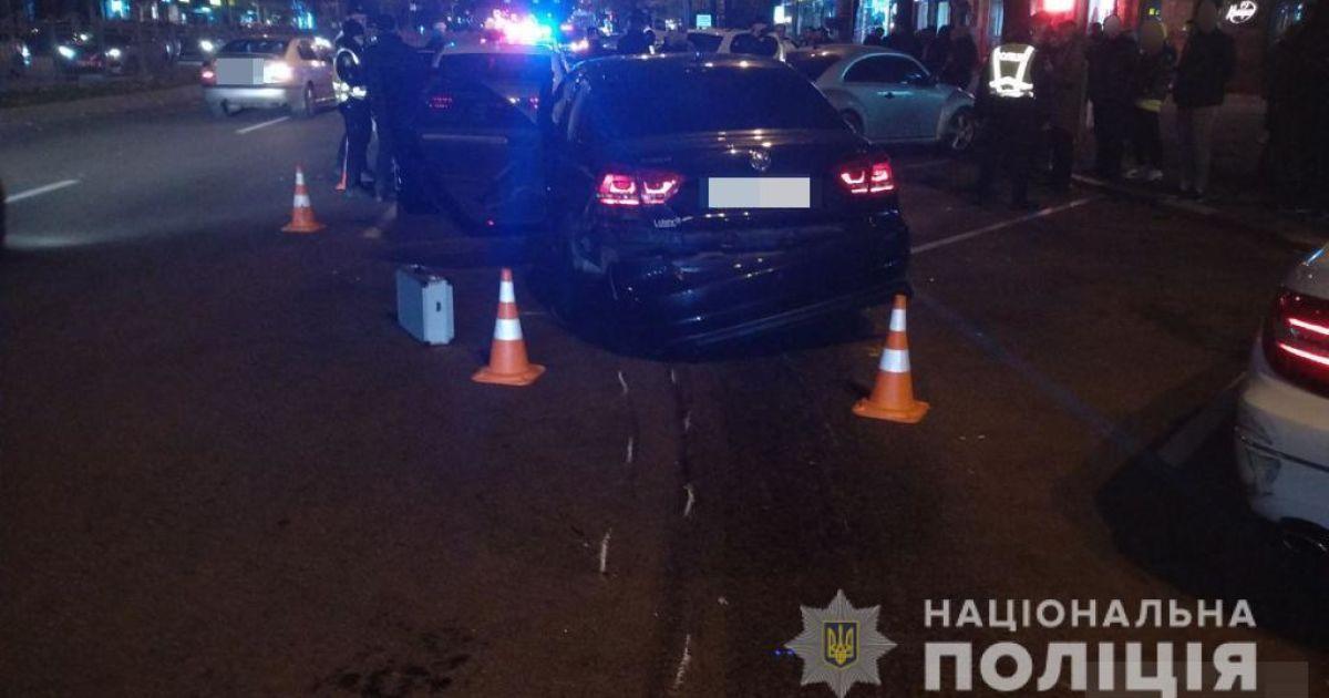ДТП на переході в Харкові: винуватця аварії затримували за напад і побиття дівчини