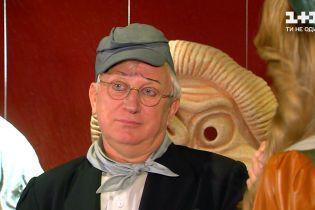 Володимир Горянський поділився, наскільки важко грати в декількох виставах одночасно