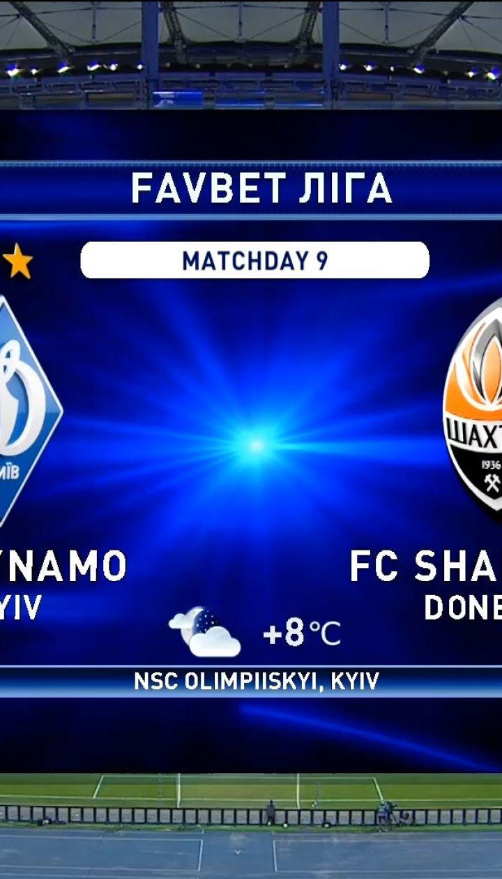 Динамо - Шахтар - 0:3. Огляд матчу