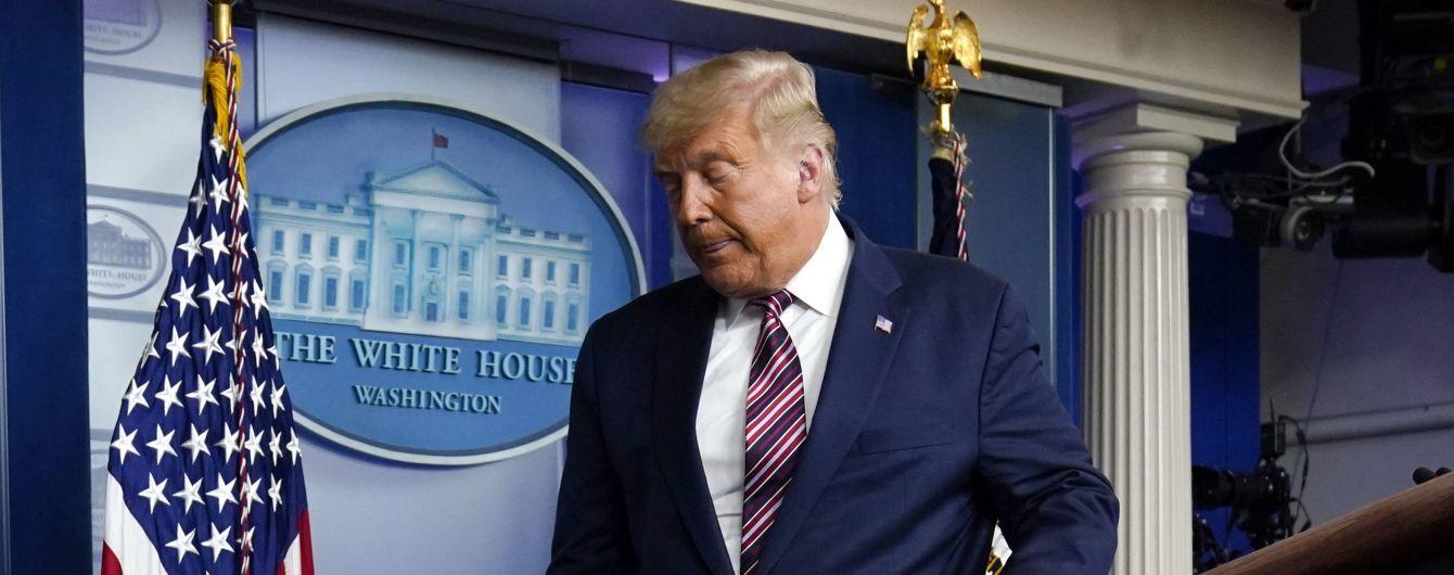 Отстранение Трампа: действующий президент США оценил возможность своего отлучения от власти