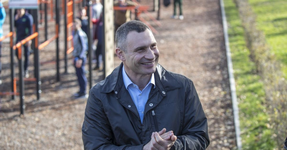 После официального переизбрания мэром Киева Кличко взял отпуск