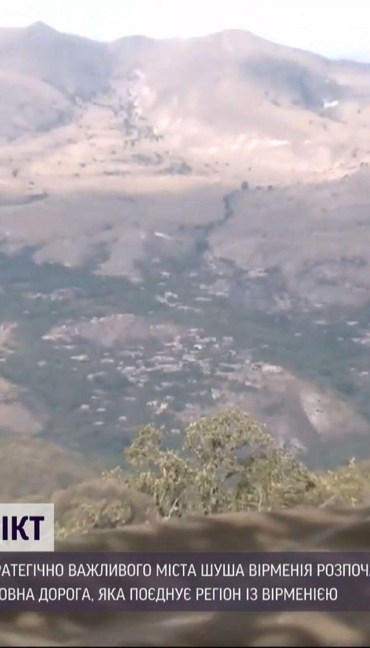 Вірменія вивозить поранених та хворих на коронавірус з Нагірного Карабаху