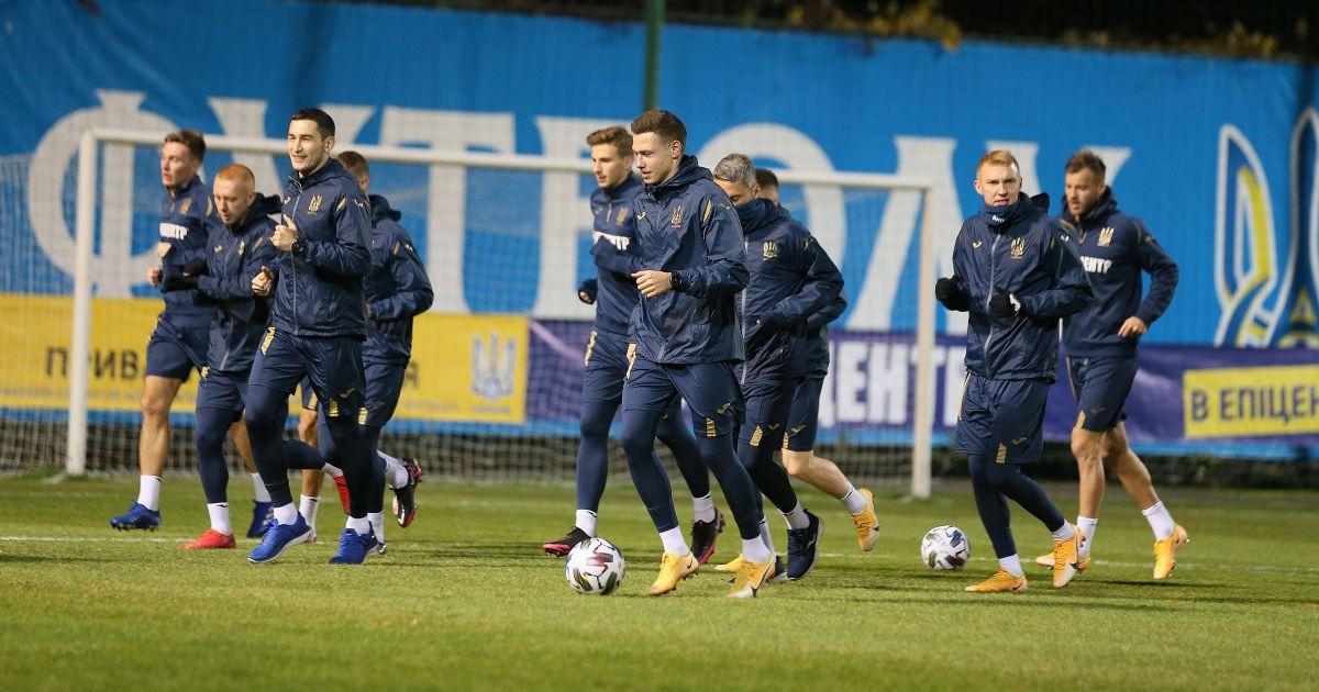 Коронавірус у збірній України: чотири футболісти здали позитивні тести перед матчем з Німеччиною