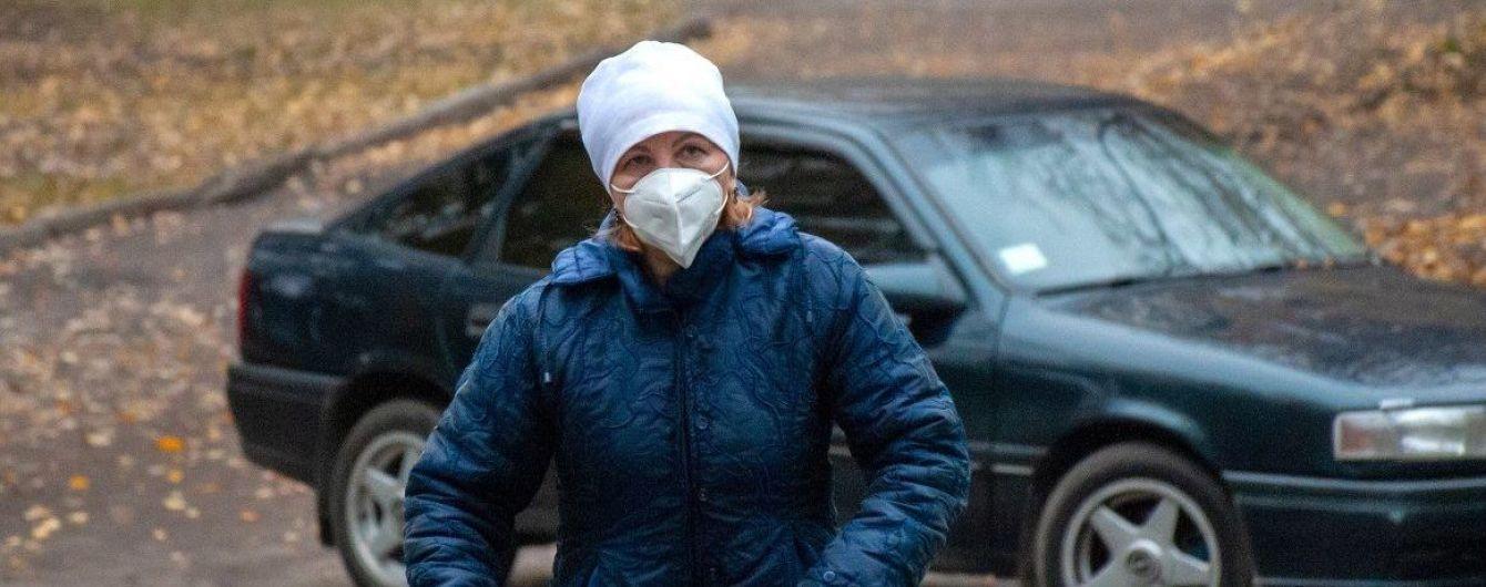 Коронавирус в Украине 12 ноября: полмиллиона инфицированных и новый суточный антирекорд