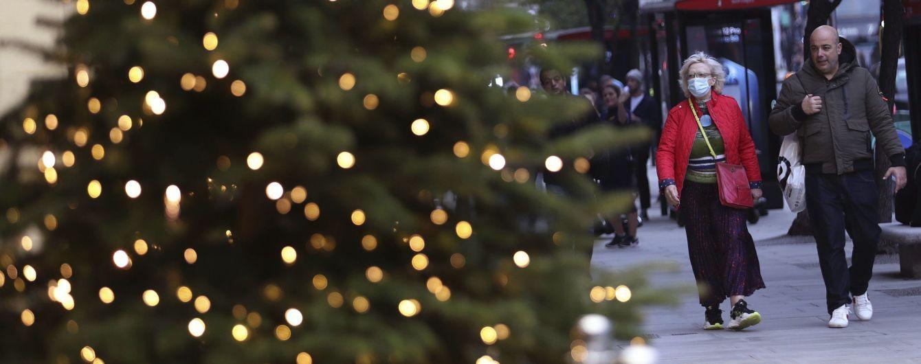 Карантин в Украине лучше усилить на Рождество — советник Ермака