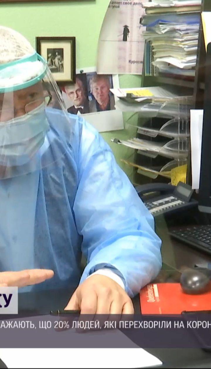 Каждый пятый человек, который поборол коронавирус, страдает психическими расстройствами