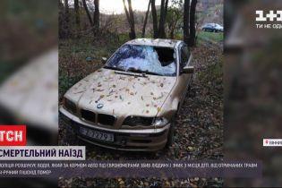 У Вінниці розшукують винуватця смертельної ДТП