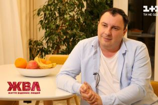 Тільки для ЖВЛ: Дмитро Танковіч провів екскурсію садибою, в якій ще навіть не відгуло новосілля