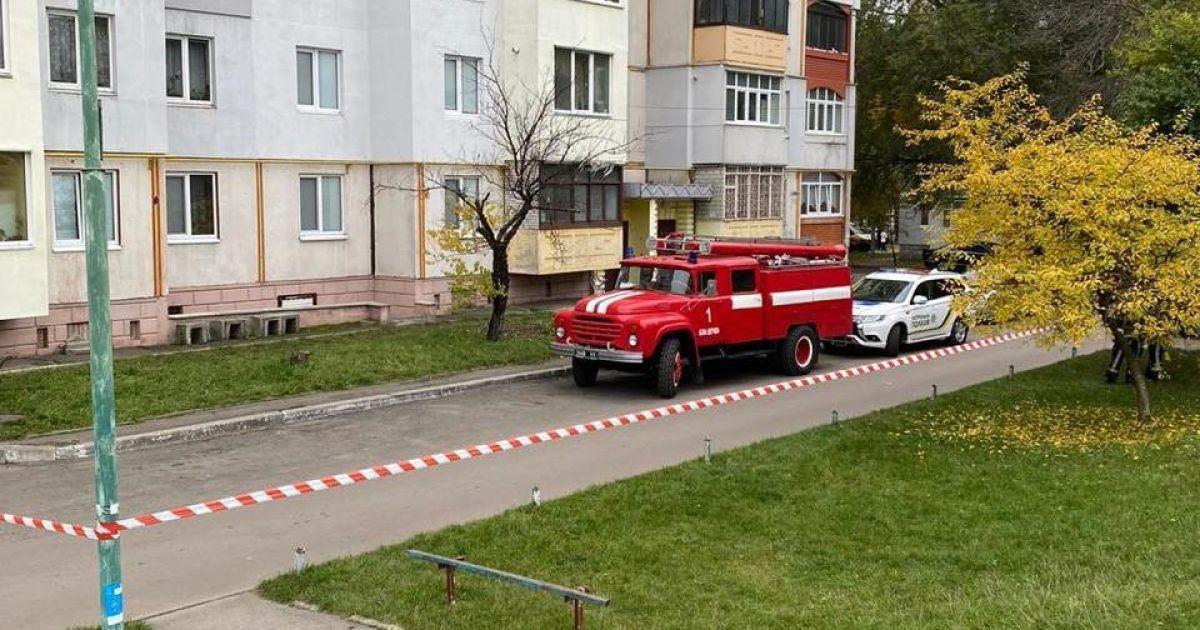 """В Киевской области пьяный мужчина """"заминировал"""" многоэтажку — эвакуировали 40 жителей"""