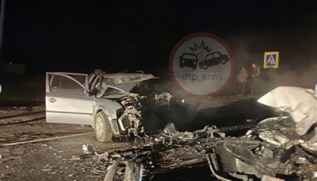 Два человека погибли в результате аварии вблизи Хмельницкого