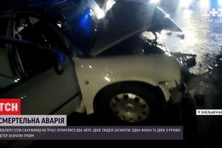 Двоє людей загинули внаслідок аварії поблизу Хмельницкого