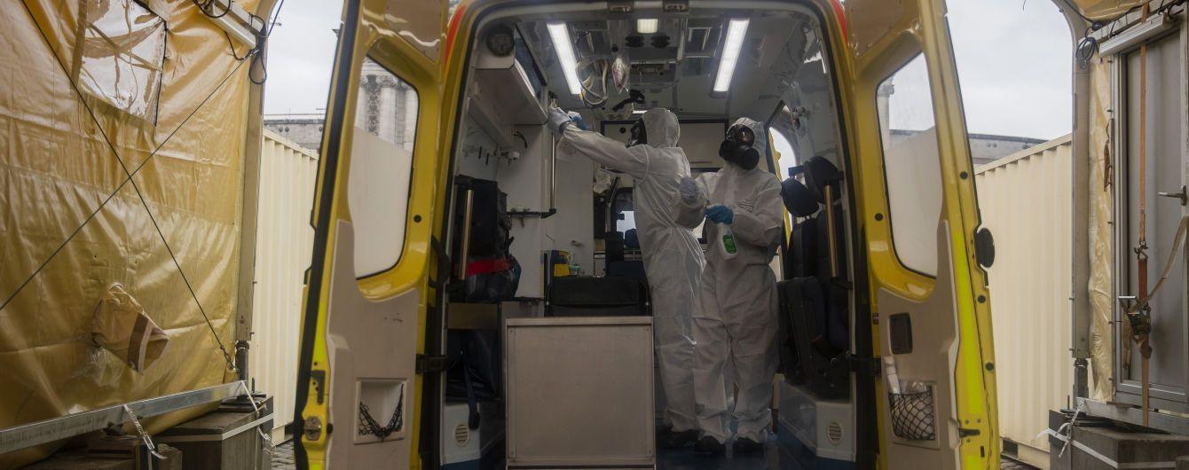 В Украине новый коронавирусный антирекорд: за сутки обнаружили более 15 тысяч случаев