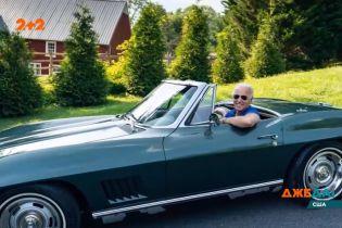 Какие автомобили любит будущий президент США демократ Джо Байден