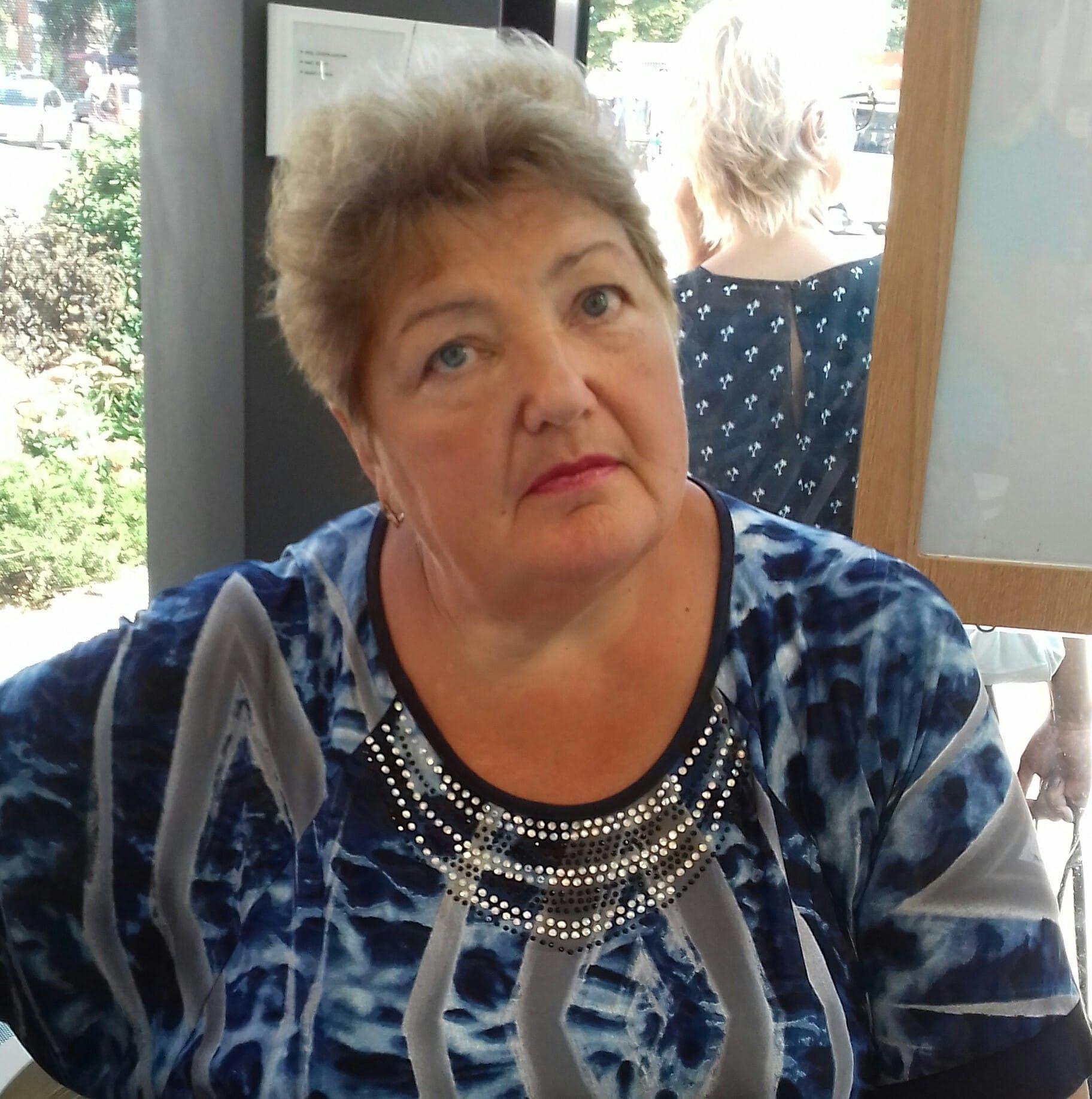 Антоніна Тесленко