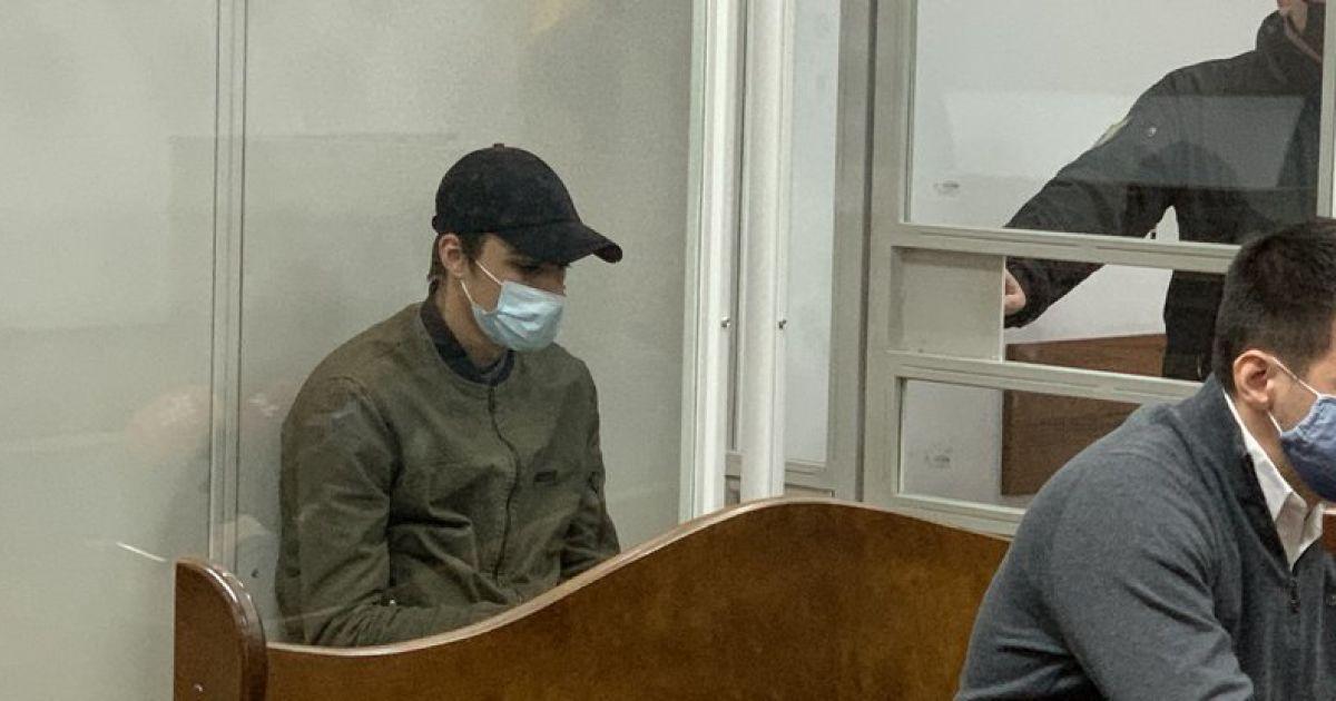 Суд арестовал водителя такси, который устроил смертельное ДТП в Киеве на Окружной