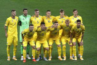 Стали известны спарринг-партнеры сборной Украины перед стартом Евро-2020 в 2021 году