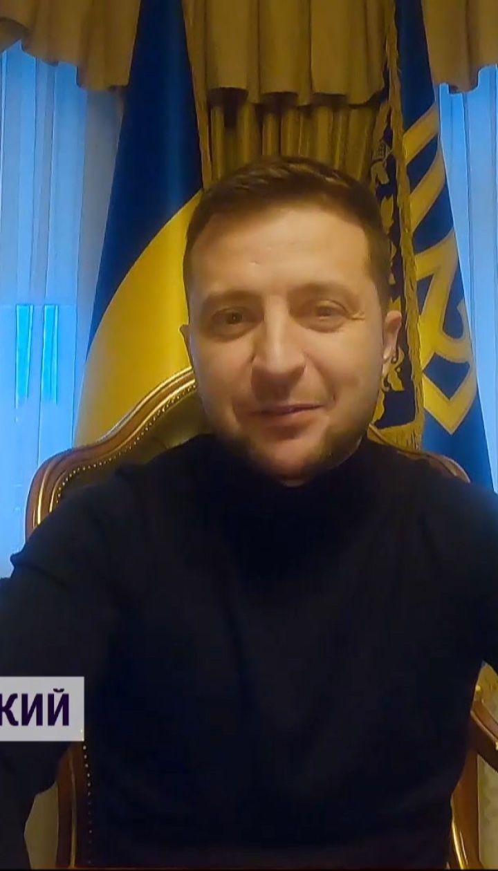 Видеообращение президента: правительство готовит программы для поддержки бизнеса во время карантина выходного дня