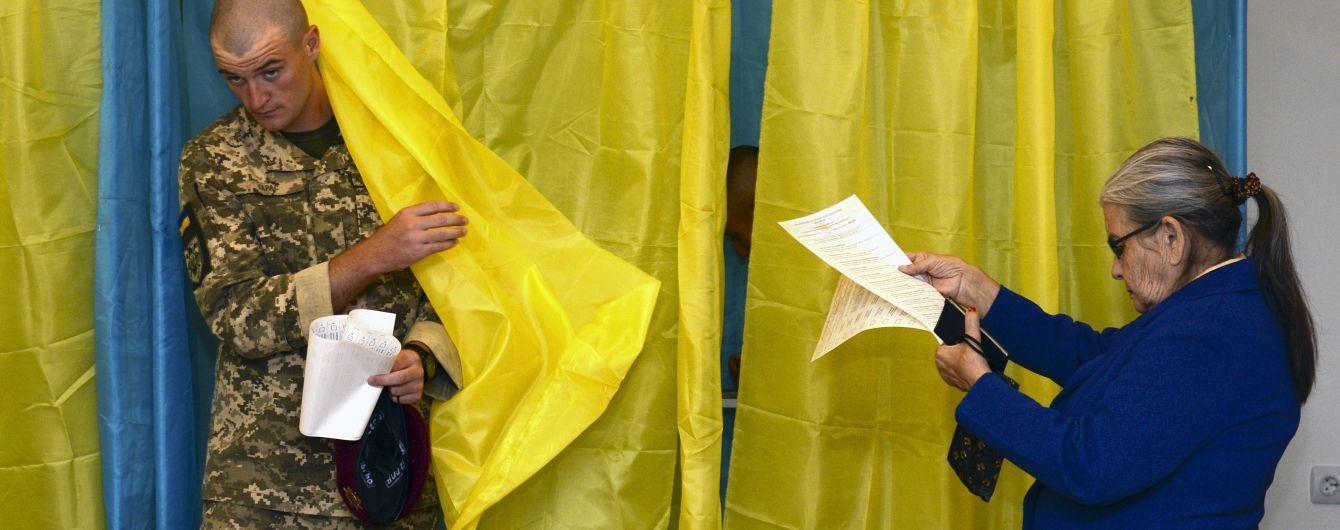 В Черновцах стартовал второй тур выборов мэра