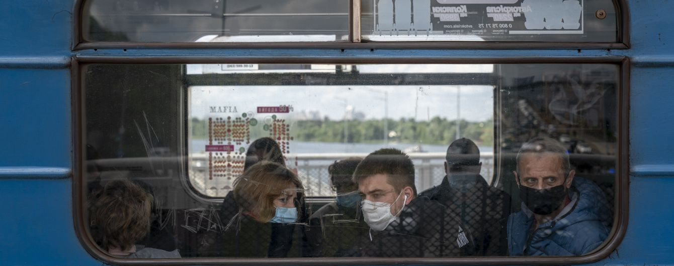 Коронавирус в Украине сегодня: статистика за 25 ноября