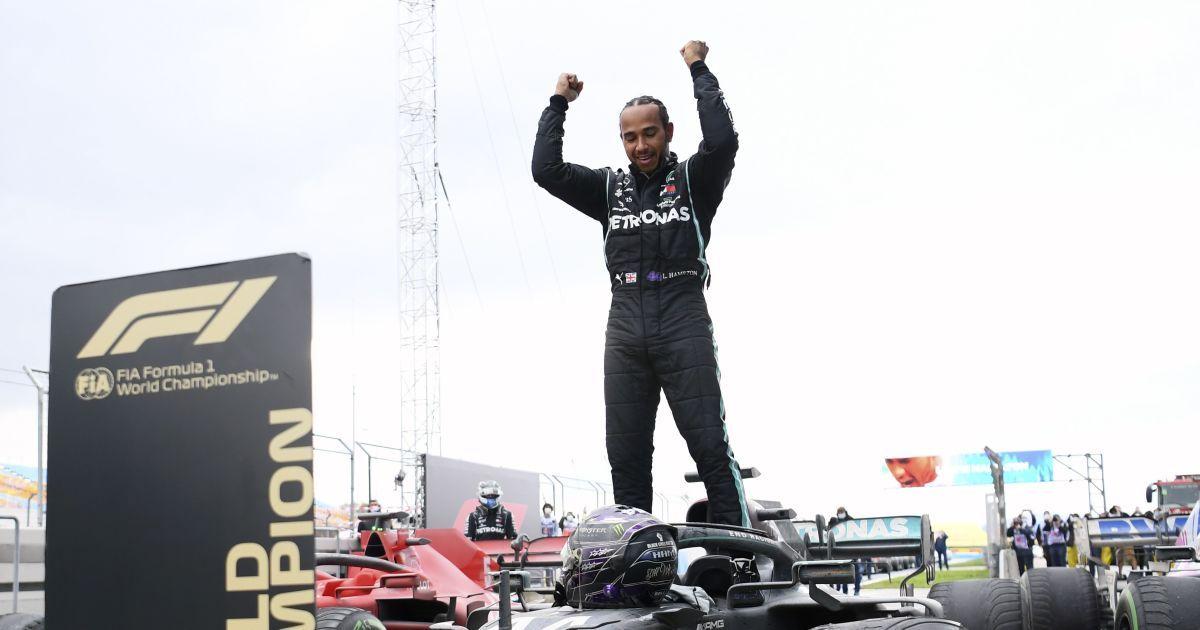 Хэмилтон досрочно стал чемпионом Формулы-1 и повторил рекорд легендарного Шумахера