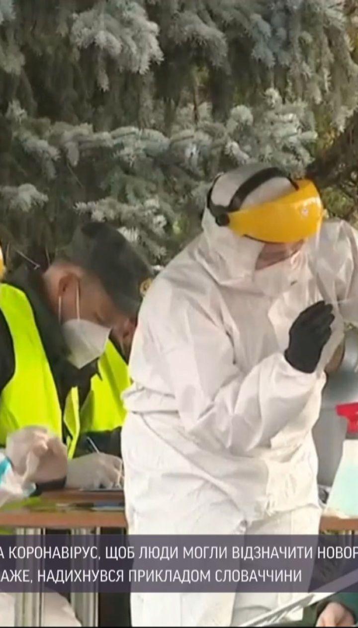 В Австрии проведут массовое тестирование на коронавирус, чтобы люди могли отпраздновать Рождество