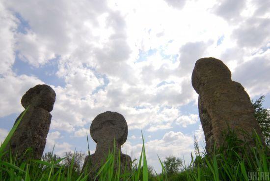 В Запорожье нашли могилу скифского воина-гиганта