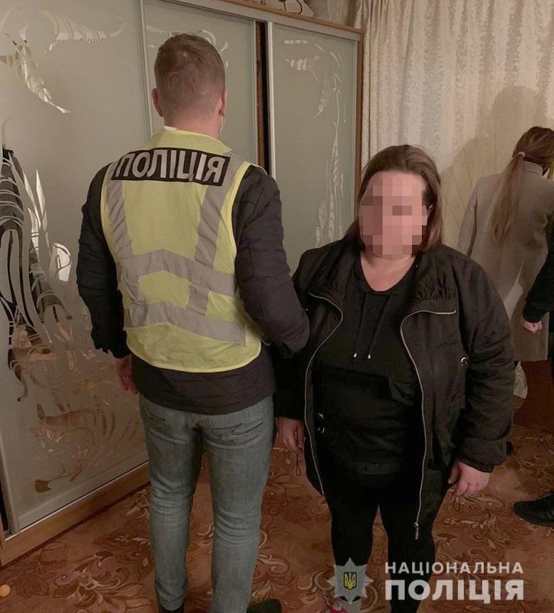 У Києві 40-річна жінка продавала дівчат у секс-рабство: