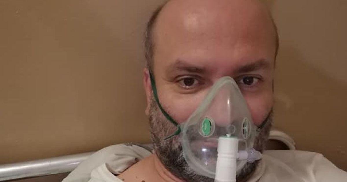"""""""Я единственный, кто выжил из палаты"""": исповедь о борьбе с коронавирусом в Клинической больнице скорой медицинской помощи во Львове"""