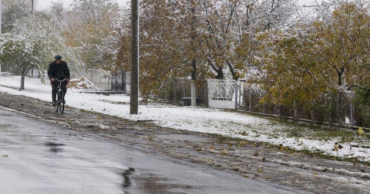 Последний день этой осени будет с осадками: прогноз погоды в Украине на понедельник, 30 ноября